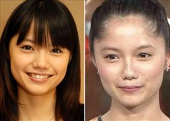 宮崎あおいの鼻の画像の比較に驚いたわ!_鼻3_まとめ